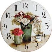 Zegar ścienny Flower Moment