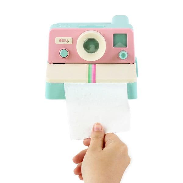 Uchwyt na papier toaletowy Polaroll Pastel