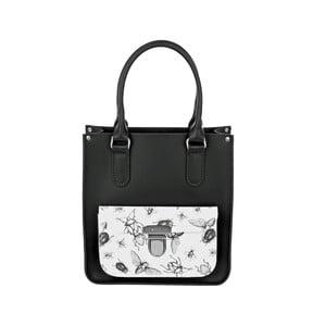 Skórzana torebka Taylor Mini Royal Black