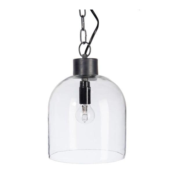 Żyrandol Glass Minimal White, 18x18x22 cm