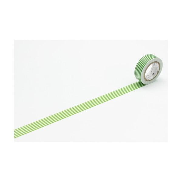Taśma dekoracyjna washi MT Masking Tape Oriane, dł.10m