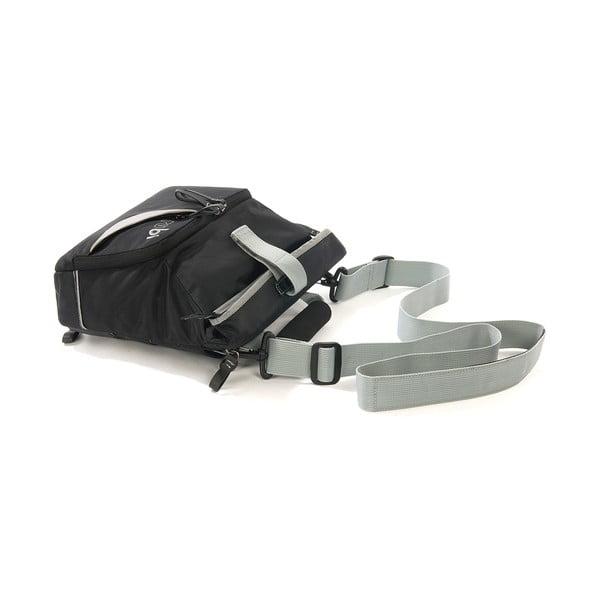 Torebka Utility Bag TUbí, czarna/szara