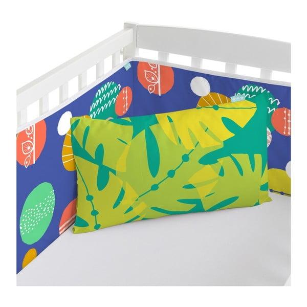 Ochraniacz do łóżeczka Moshi Moshi Geo Jungle, 210x40 cm