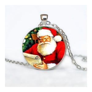 Damski łańcuszek z wisiorkiem Butoni de Camasa Santa Claus