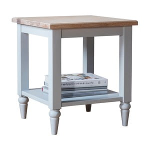 Mały stolik drewniany Gallery Direct Marlow
