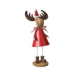 Dekoracja świąteczna Parlane Moose