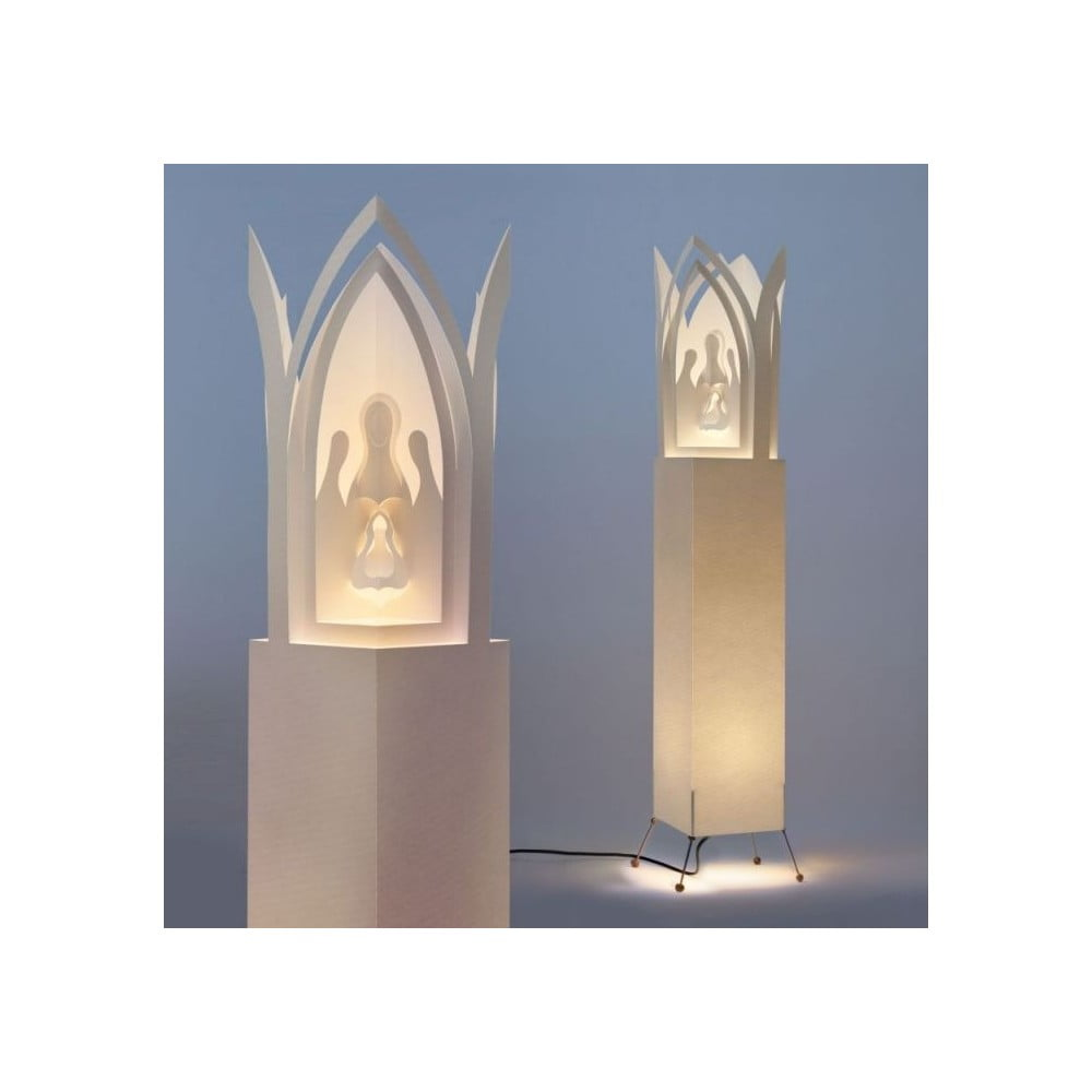 Dekoracja świetlna MooDoo Design Stajenka, 110 cm