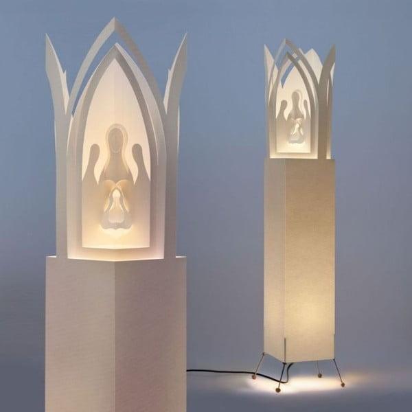 Obiekt świetlny Stajenka, 110 cm