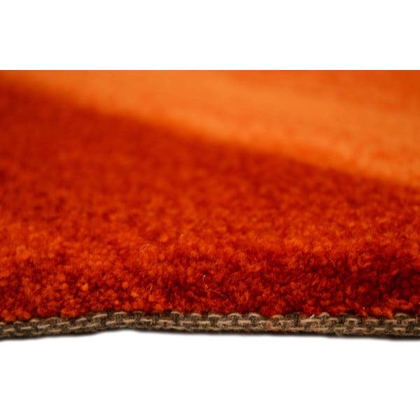 Dywan Casablanca 70x140 cm, odcienie pomarańczy
