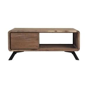 Stolik z drewna akacjowego LABEL51 Havana