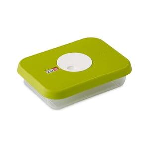 Zielony pojemnik na żywność Joseph Joseph Dial, objętość 0,7 l