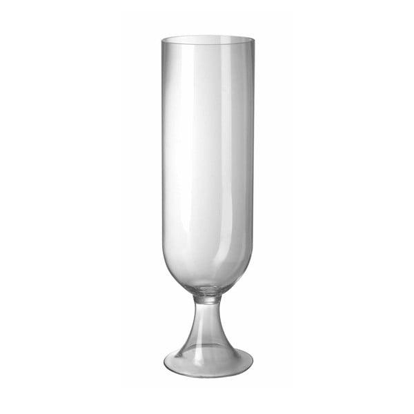 Szklany wazon Parlane Eston, wys. 50 cm