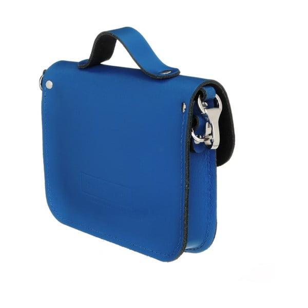 Skórzana torebka Alton Royal Blue