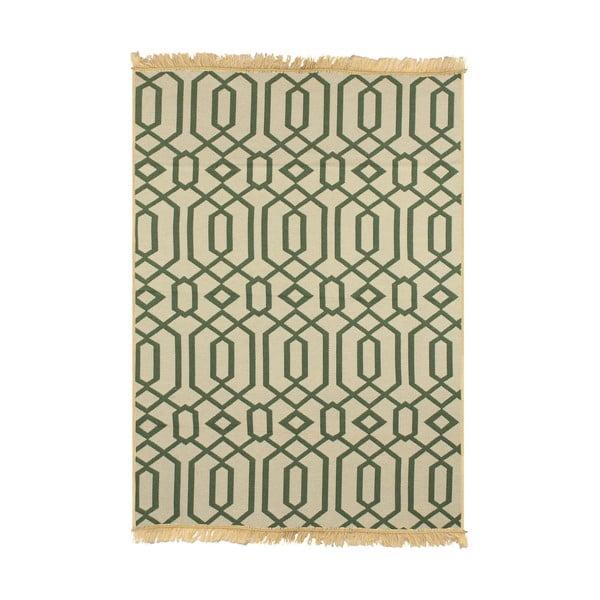 Zielony dywan Ya Rugs Kenar, 60x90cm
