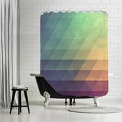 Zasłona prysznicowa Pastels, 180x180 cm