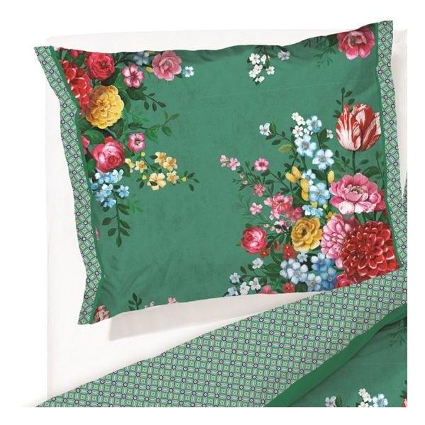 Poszewka na poduszkę Dutch Painters Green, 60x70 cm
