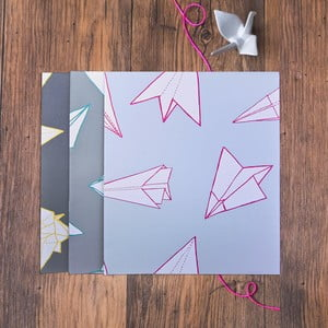 Papier ozdobny Mixed Origami, 3 listy