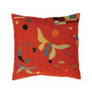 Poszewka na poduszkę Orange Elements, 45x45 cm