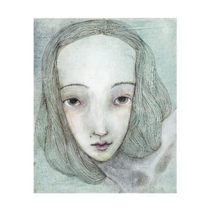 Plakat autorski: Léna Brauner Agata, 50x60 cm