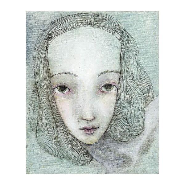 Plakat autorski: Léna Brauner Agata, 60x71 cm