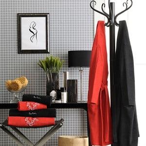 Komplet męskiego i damskiego szlafroka i 4 ręczników Kayla