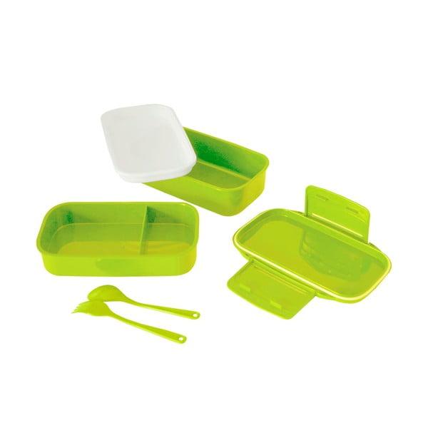 Pudełko śniadaniowe Lime Green
