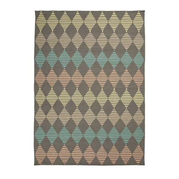 Wełniany dywan Rokko Stone, 200x300 cm