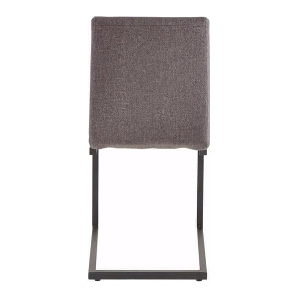 Szare krzesło Støraa Stacey
