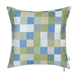 Niebiesko-zielona poszewka na poduszkę Apolena Kiara