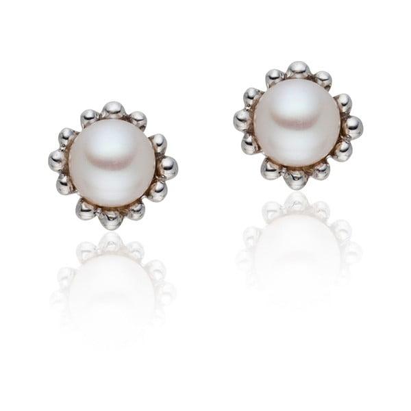 Kolczyki Yamato Pearls Sterling Silver Dots