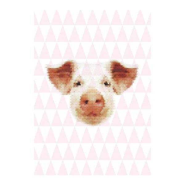 Plakat Pig, A3