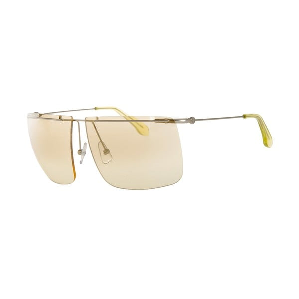 Męskie okulary przeciwsłoneczne Calvin Klein 369 Yellow