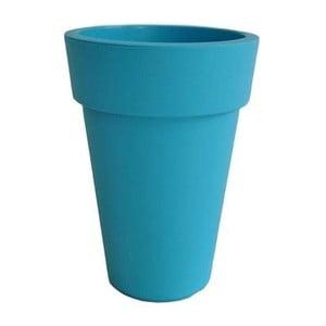 Doniczka Samantha 45x60 cm, niebieska