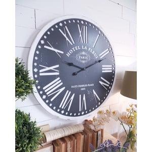 Zegar naścienny Hotel le Fleui, 80 cm