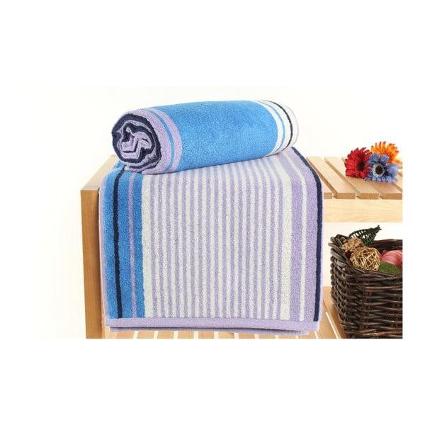 Zestaw 2 ręczników Mira Lavender, 70x140 cm