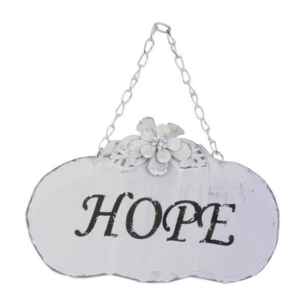 Tabliczka Bettina Hope Patina