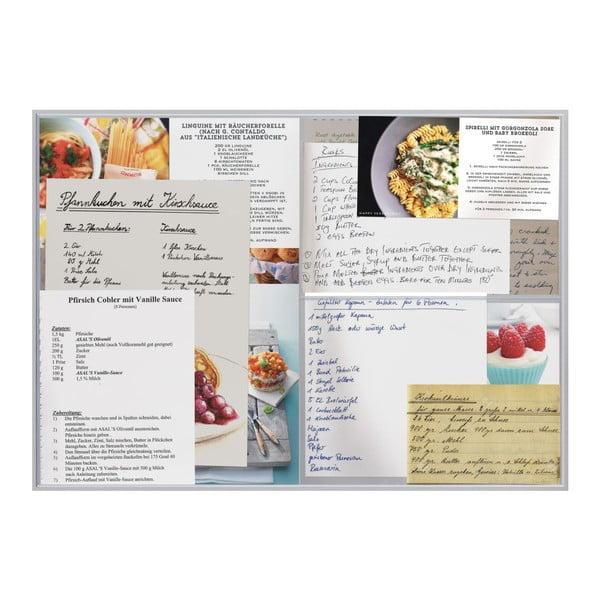 Książka na przepisy kulinarne Remember Random