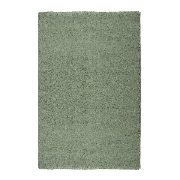 Dywan wełniany Pradera Verde, 120x160 cm