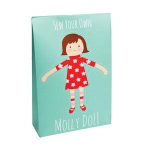 Zestaw do uszycia lalki Rex London Molly Doll