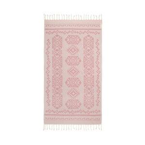 Ręcznik hammam Ottoman Pink, 95x175 cm
