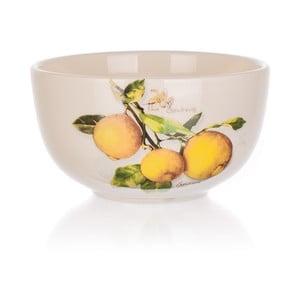 Miska ceramiczna Banquet Lemon, 12,5 cm