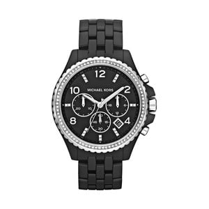Czarny zegarek damski Michael Kors