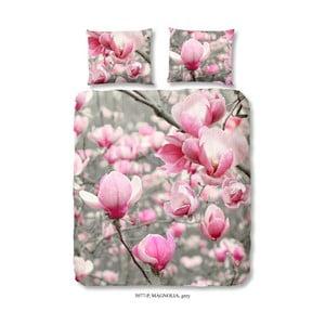 Pościel bawełniana Muller Textiel Magnolia, 155x220 cm