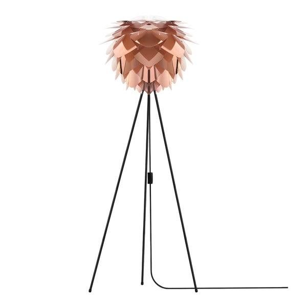 Lampa w miedzianej barwie VITA Copenhagen Silvia, Ø50cm
