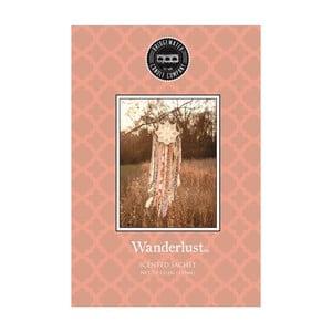 Woreczek zapachowy o zapachu kwiatu pomarańczy, wanilii, sandałowca i moreli Creative Tops Wanderlust