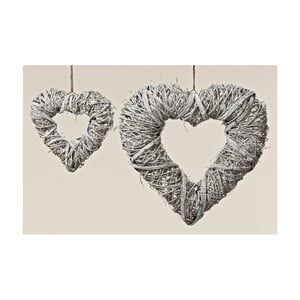 Wiszące serce Boltze Heart Natura