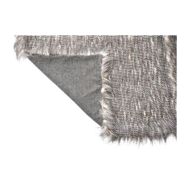 Pled Fur Look Grey, 130x160 cm