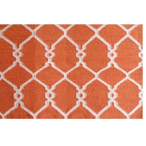 Ręcznie tkany dywan Kilim Modern 119, 155x240 cm
