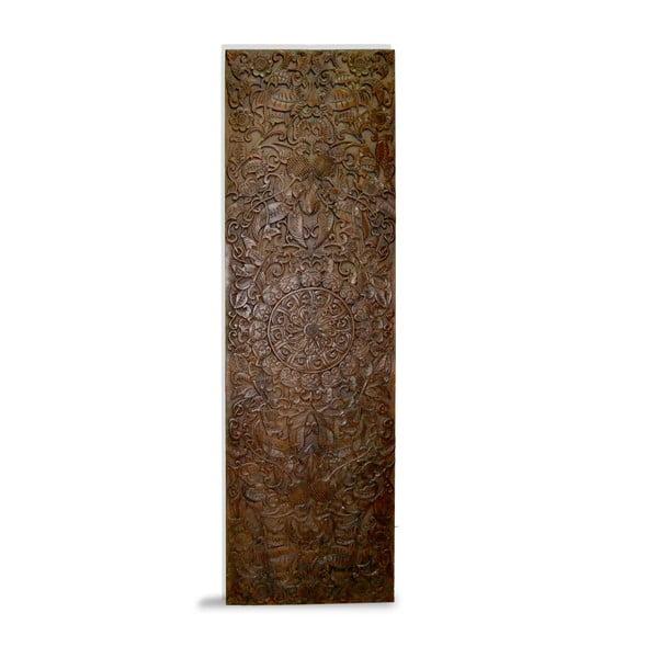 Drewniany panel Carved, 55x180 cm