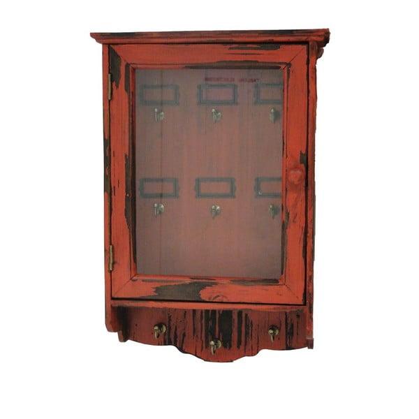 Skrzynka na klucze Clés Rouge, 30x50 cm